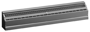 3024 — Steel 2 Ft Baseboard Diffuser
