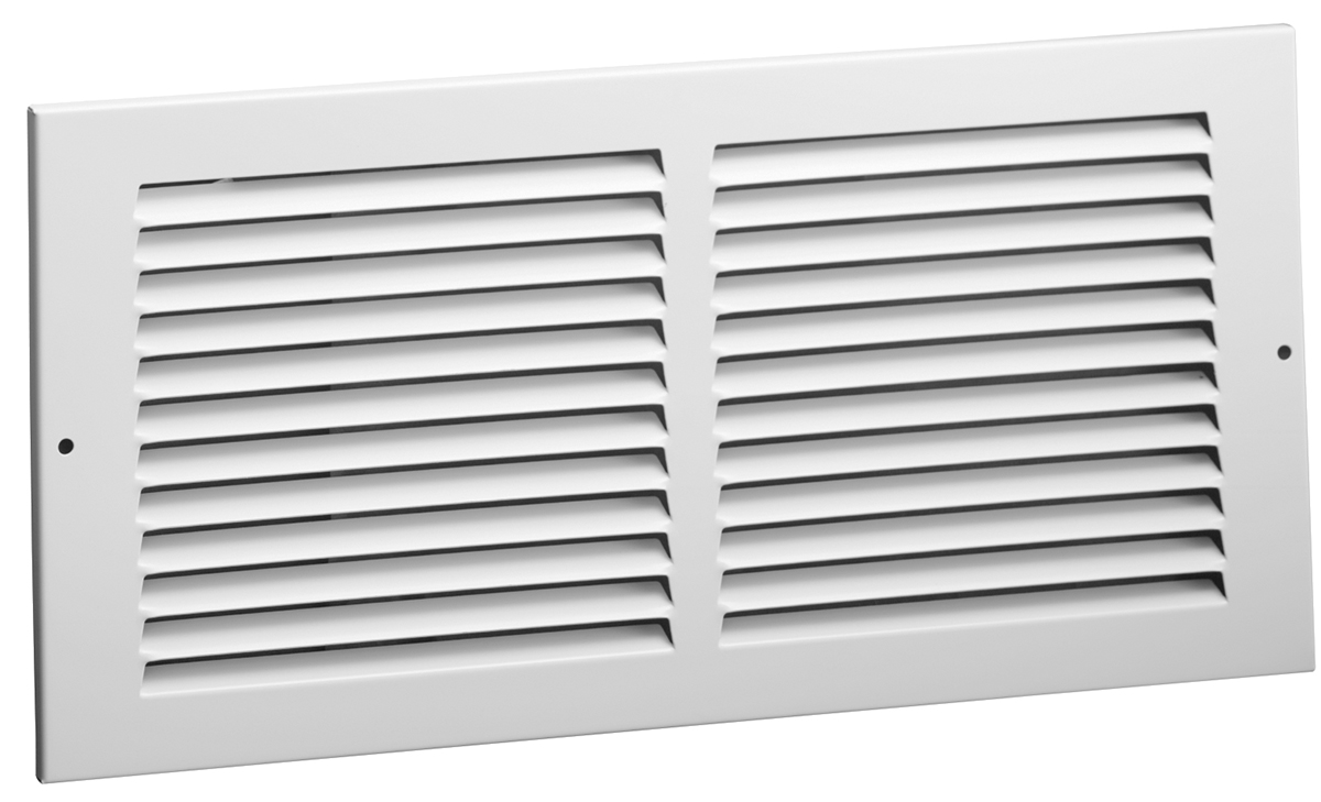 372 Steel Return Air Grille 1 2 Quot Fin Spacing Ameriflow
