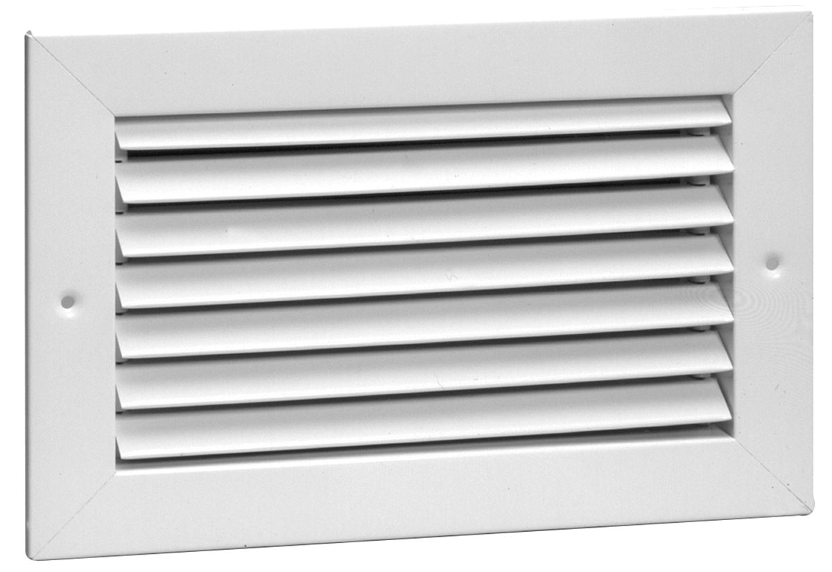 470 Steel Fixed Bar Return Air Grille Ameriflow