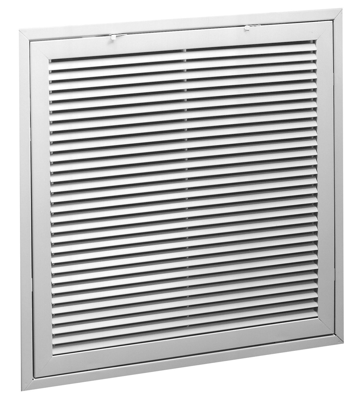 490tw Steel Fixed Bar Return Air Filter Grille Ameriflow