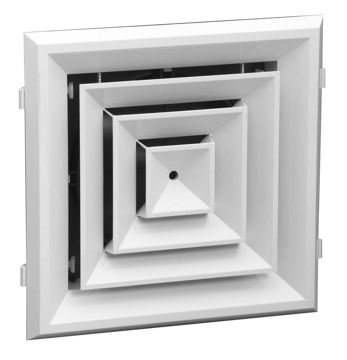 2604 4 Way Ceiling Diffuser Ameriflow