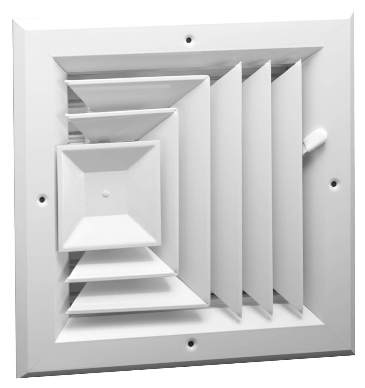 2603 3 Way Ceiling Diffuser Ameriflow