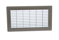 z - Cover Image: Heavy Duty Grille Register 6inx12in_Brown_265_825